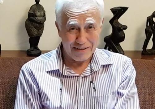 צביקה ניר, בן 74, גמלאי של משרד ראש הממשלה