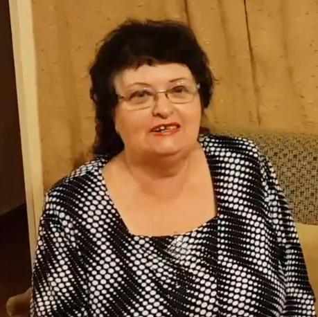 ריטה גינאדי,בת 74, מהנדסת כימיה